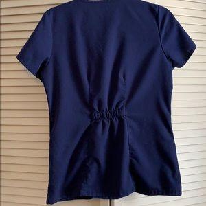 Grey's Anatomy Tops - Greys anatomy navy blue top